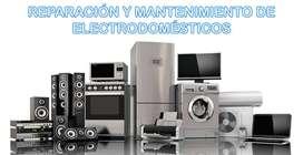 Servicio técnico reparación y mantenimiento de electrodomésticos