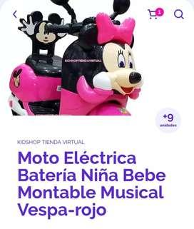 MOTO CARROS ELECTRICOS DE BATERIA RECARGABLES