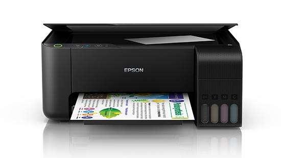 Impresora Epson L3110 Sistema Original Modelo 2018 Fac 0