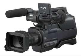 CÁMARA FILMADORA PROFESIONAL SONY HVR-HD 1000 (PRECIO NEGOCIABLE)