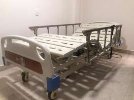 Vendo cama hospitalaria electica