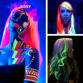 Spray Neon para cabello