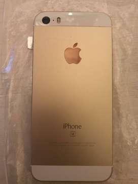 Celular Apple Iphone Se 64gb Gold Edit Nuevo en caja 0km Libre 64gb