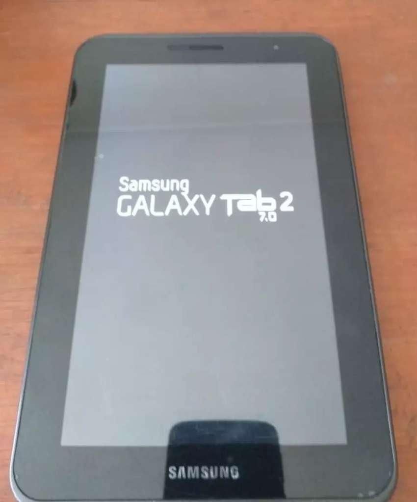 Tablet Samsung Galaxy Tab2  con/SIM 0