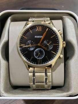 Reloj Fossil Fenmore Midsize BQ2366 Nuevo Para Hombre