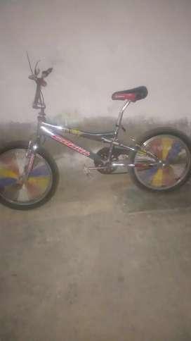 Vendo bicicleta 7/10, leer descripción para más info.