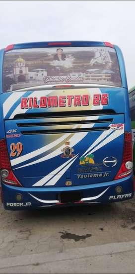 De oportunidad se vende Bus Marca Hino año 2011