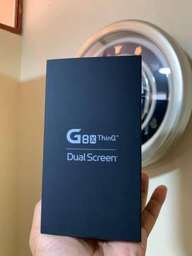 lote 2 equipos Sellado Lg g8x Dual Screen oferta no iphone 11 ni note 10 galaxy