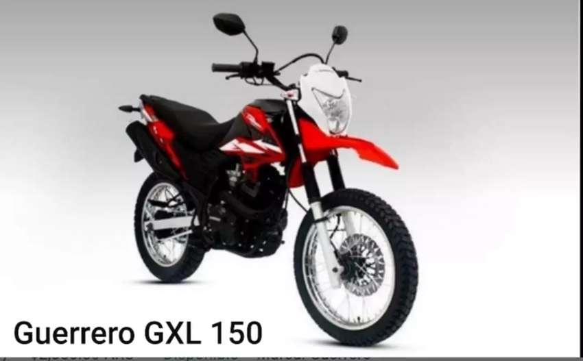 GUERRERO GXL 150 MD 2020 0