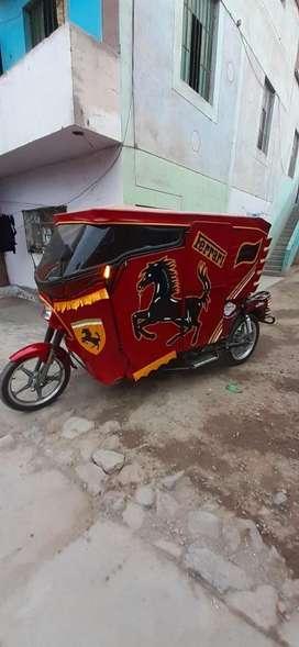 Mototaxi de Uso Personal X Urgencia