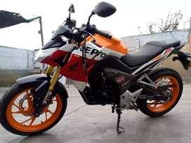 Venta Moto Honda CB190 Repsol