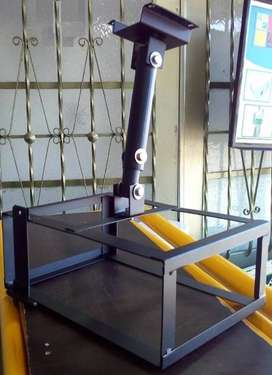 instalacion de bases para video beam