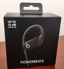 Powerbeats - Audífonos inalámbricos de alto rendimiento con chip para auriculares Apple H1, Bluetooth clase 1, 15 hrs