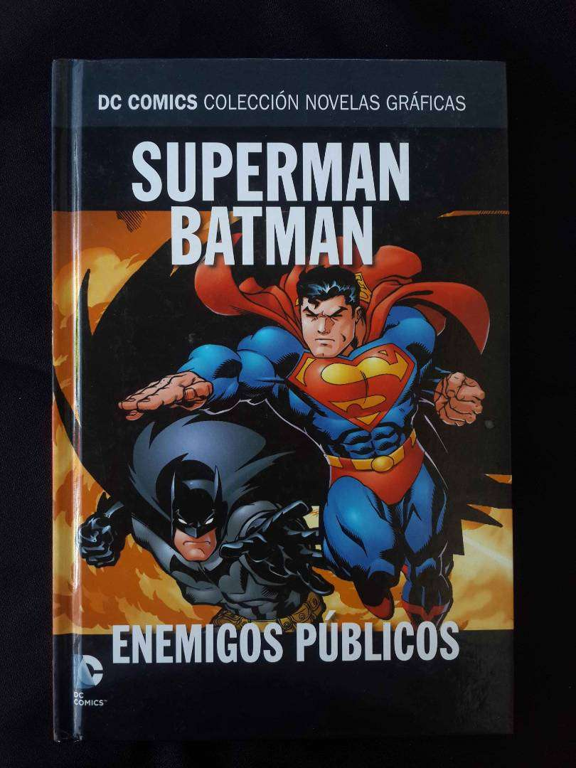 Batman vs superman Enemigos publicos 0