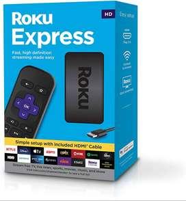 Roku Express Nuevo Convierte Tv En Smart Hd