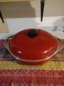 Paellera y wok cuccina donna