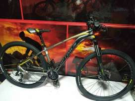Bicicleta Optimus Aquila Rin 29
