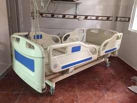 Cama hospitalaria electrica