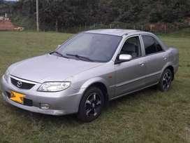 Mazda allegro 2002, soat hasta Dic. y tecnico-mecanica hasta Sep. Precio fijo
