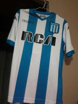 Remera Racing Original Nueva