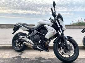 Vendo Kawasaki er6n 650 cc