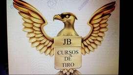 CURSOS DE TIRO CON ARMAS DE FUEGO