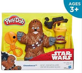 Play Doh Star Wars Chewbacca