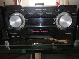 Equipo de sonido panosonic