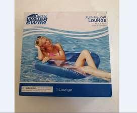 Silla Inflable Para Piscina Americana Marca Open Water Swim