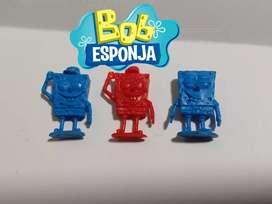 MINIFIGURAS DE BOB ESPONJA