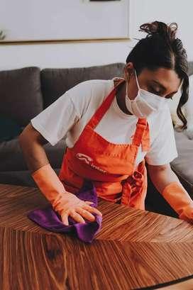 Servicio de aseo | Servicio de limpieza | aseo general | planchado a domicilio |