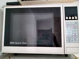 Microondas Bhg Quick Chef