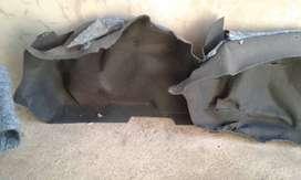 alfombra lateral baul fiat siena! nuevas
