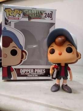 Dipper Pines de Gravity Falls