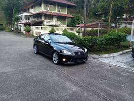 Se Vende Lexus IS 250 AWD no negociable