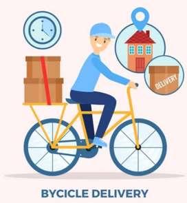 Delivery bicicleta