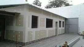 Proyectos en drywall buenos acabados
