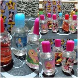 Perfume infantil nenas  y varones