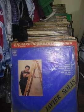 Variedad de discos de vinilo de colección remato en perfecto estado