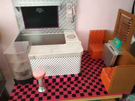 "Se vende Our Generación Diner for 18"" Dolls"
