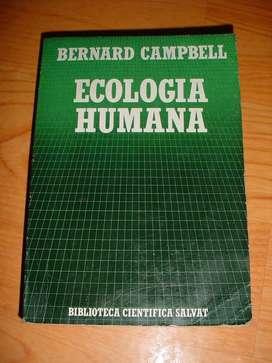 Colección científica Salvat: Ecología humana by Bernard Campbell