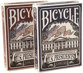 Baraja Cartas Original Bicycle Presidents Envia Banimported
