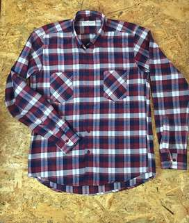 Vendo camisa leñadora hombre