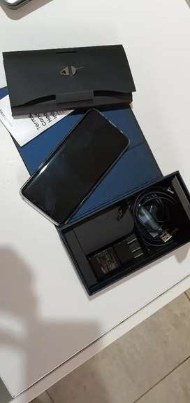 Samsung s9 plus nuevo con todos sus accesorios