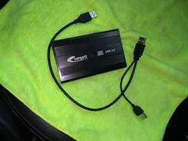 USB portátil de 500 gb