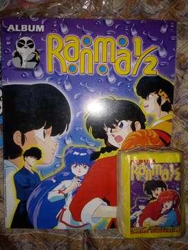 Album +paqueton ranma 1/2