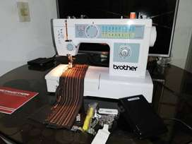 Maquina de coser Brother de codo automatica en buen estado