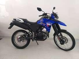 Yamaha xtz 250 modelo 2021 nuevecito