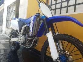 YAMAHA IZF 450 MODELO 2004