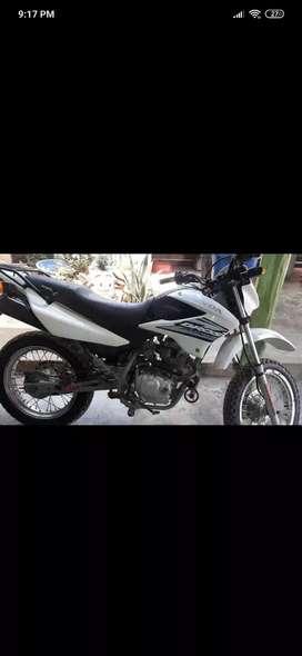 Moto xlr 2013